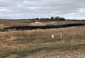 نشت ۹ هزار بشکه نفت از خط لوله کانادایی