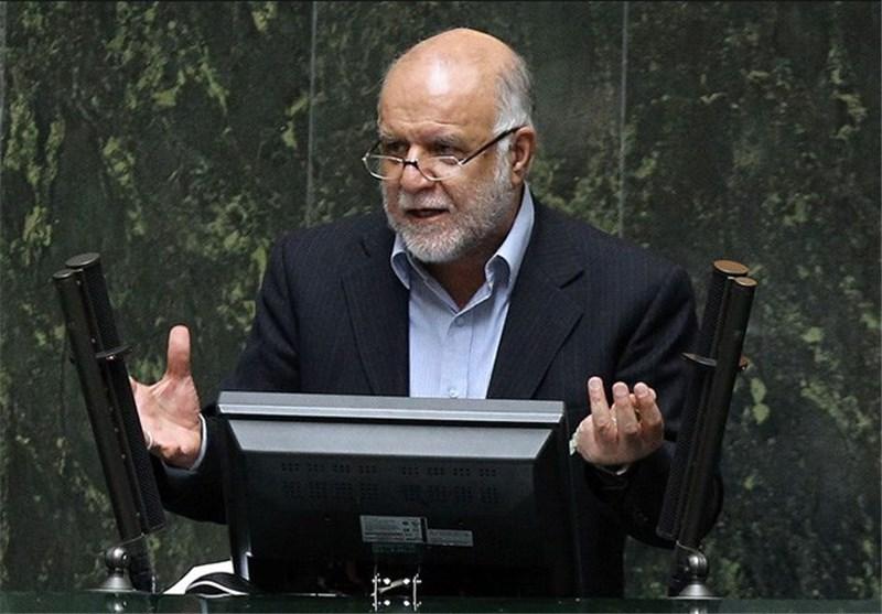 استیضاح وزیر نفت منتفی شد