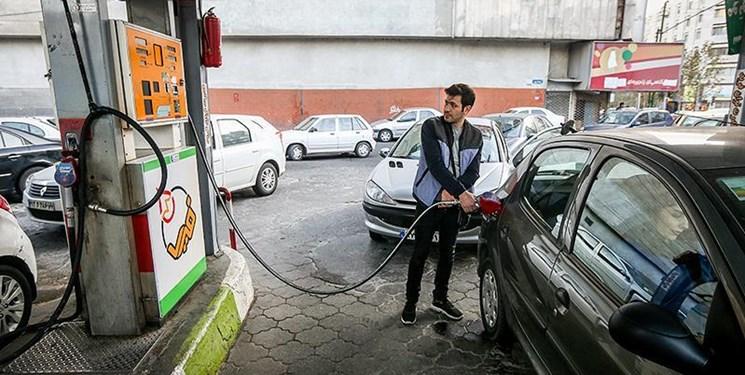 پرداخت دو سری اعتبار سهمیه بنزین برای تاکسیهای اینترنتی