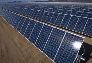برق نیروگاه خورشیدی خوسف وارد شبکه سراسری میشود