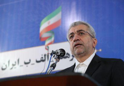 وزیر نیرو : ۸۶ طرح از پویش هر هفته الف.ب.ایران به بهرهبرداری رسید