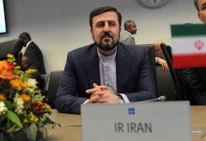 غریبآبادی: ایران از حق خود کوتاه نمیآید