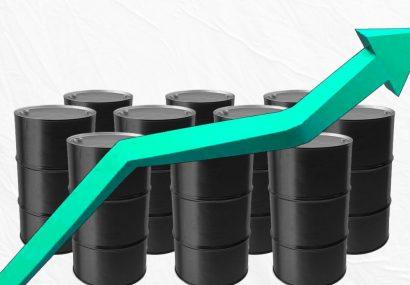 پرواز قیمت نفت با نمایش ۴۰۰ هزار بشکهای عربستان