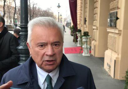 رایزنی مدیرعامل «لوک اویل» روسیه با زنگنه در وین