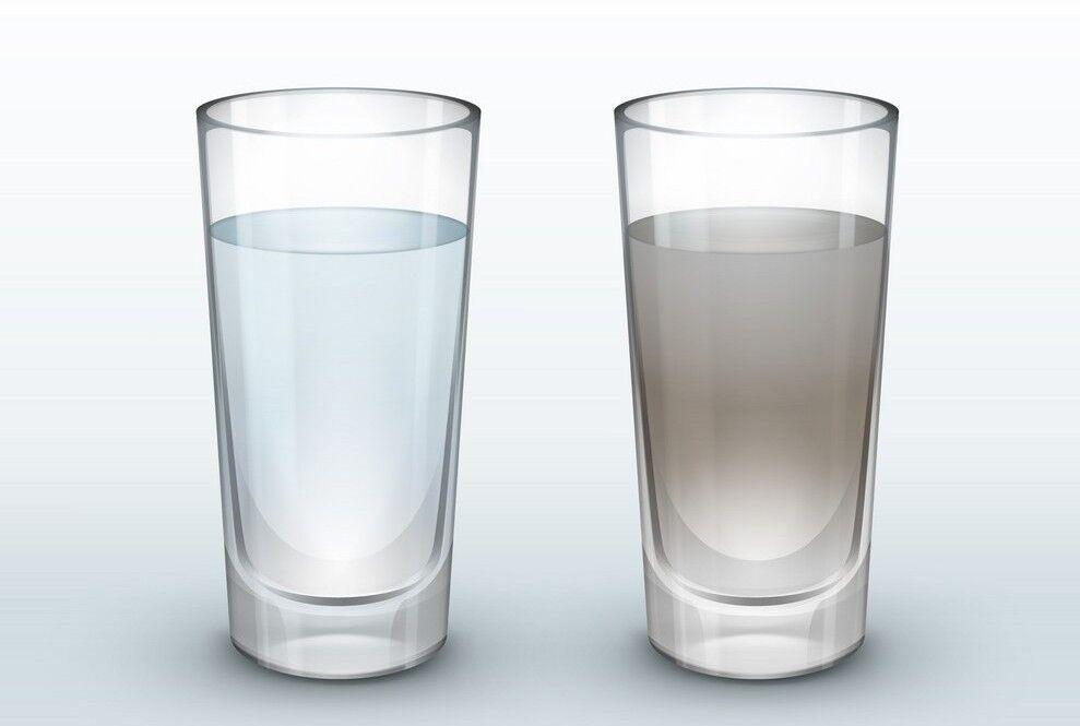 چرا آب لواسان کدر شد؟
