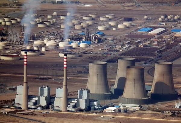 ساخت دو واحد گازی مرحله دوم نیروگاه خرم آباد