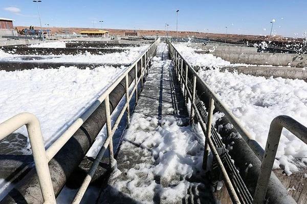 انتقال ۷۰ میلیون مترمکعب پساب تصفیهشده به دریاچه ارومیه