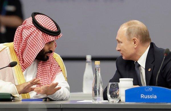 قطع تماس پوتین، پایان هشدار جنگ قیمت نفتی عربستان!