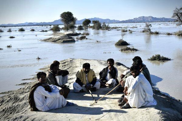 آب سرریز افغانستان امسال به ایران می آید