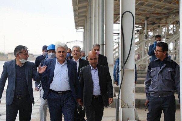 تبدیل انبار نفت ارومیه به هاب صادراتی فرآورده های نفتی