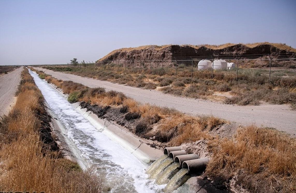 تصفیه پساب صنعتی در قزوین و کمک به محیط زیست