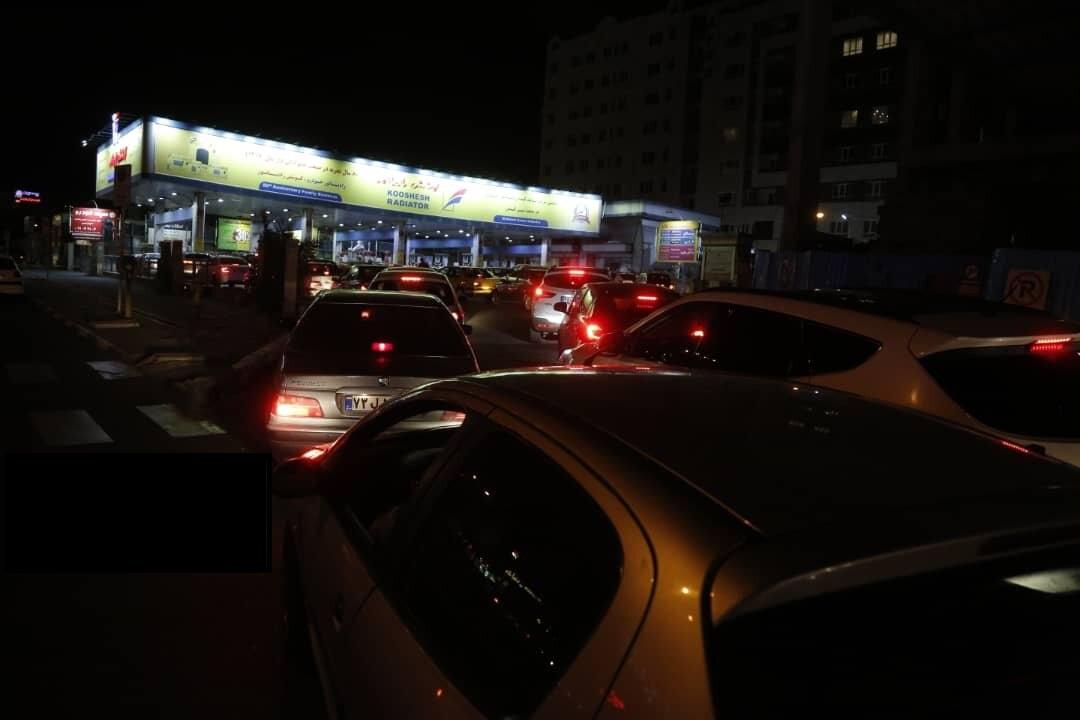 تکانههای زلزله در مصرف بنزین!