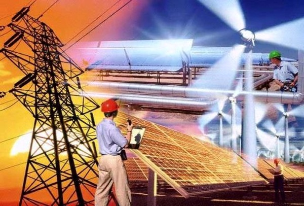 صادرات و تولید برق در بازار میان روزی برق سامان می یابد