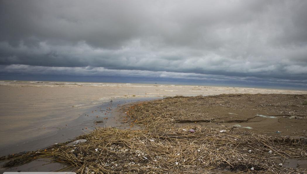 نوسانات سطح آب خزر و ادامه روند کاهشی