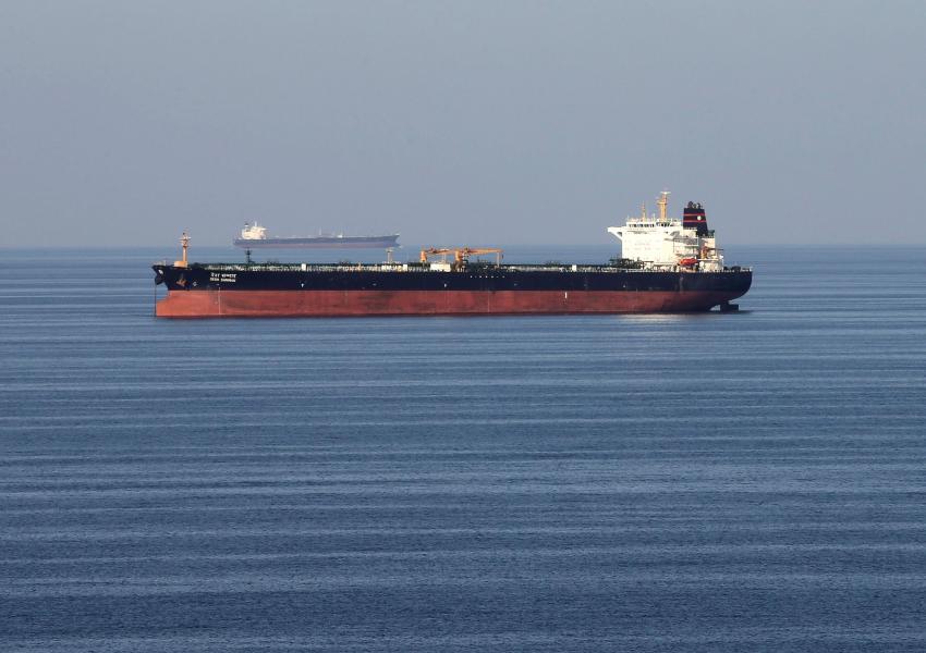 ورود پنجمین نفتکش ایرانی به آبهای ونزوئلا