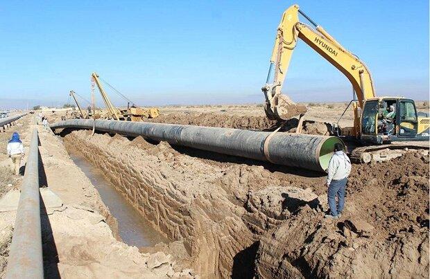 چراغ سبز محیط زیست، پروژه انتقال آب بهشت آباد را اجرایی کرد