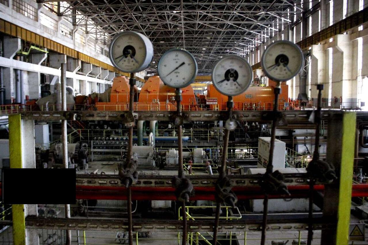 کاهش ٣.٩۶ درصدی شاخص تولید برق در سال ٩٨
