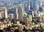 پایش وضعیت برقی ساختمان های جدید تهران
