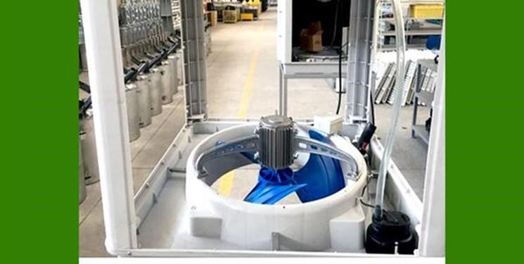 تولید کولرهای هوشمند با شاخص کاهش مصرف انرژی