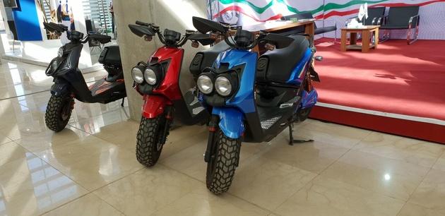 توسعه کمی و کیفی موتورسیکلت برقی در گرو توسعه زیرساختهای مطلوب