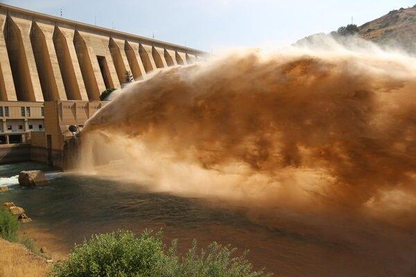 بارشهای تهران کمبود سفرههای آب زیرزمینی را هم رفع کرد