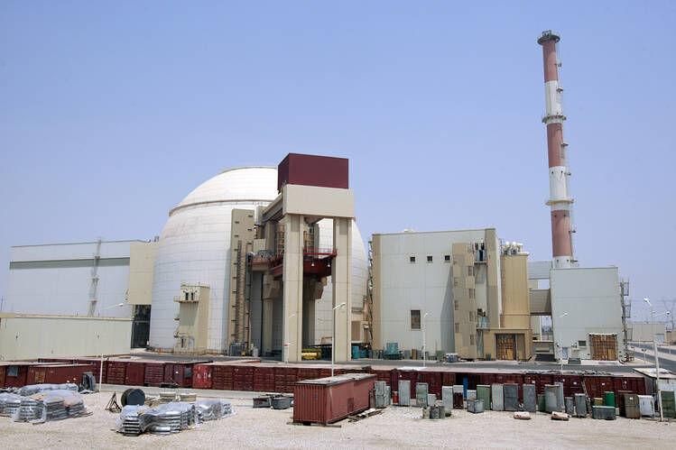 اتصال نیروگاه اتمی بوشهر به شبکه سراسری برق کشور