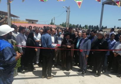 افتتاح اولین کارخانه تولید قیر «نسل سوم سیستم پالایش» شمال کشور