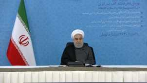 افتتاح طرح هاي آب و برق بوشهر و آذربايجان غربي با حضور رئیس جمهور