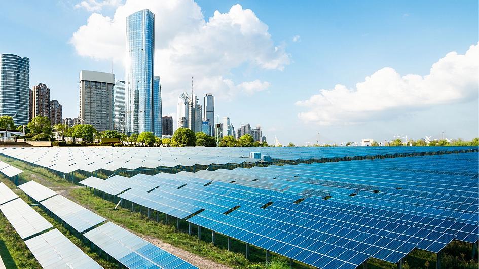 افزایش بهره وری با پنل های خورشیدی دو طرفه