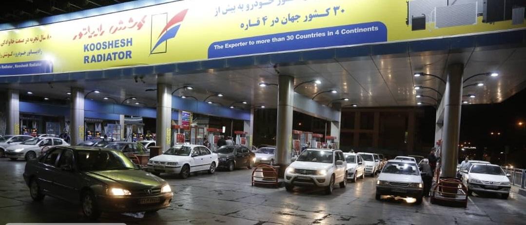 گرما و تعطیلی جایگاههای سوخت سیانجی خوزستان