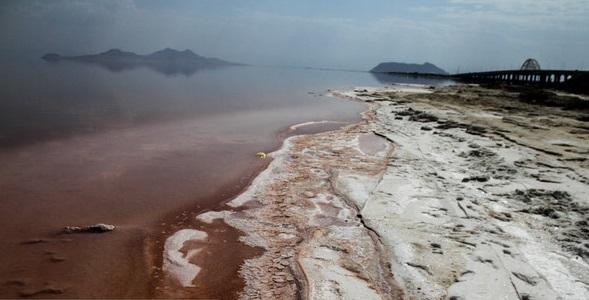افکار کشاورزان در مورد بحران دریاچه ارومیه!