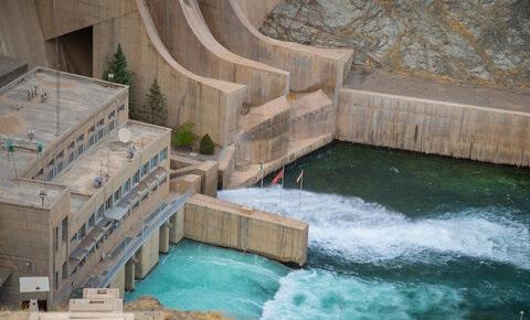 امروز، افزایش خروجی سد زاینده رود