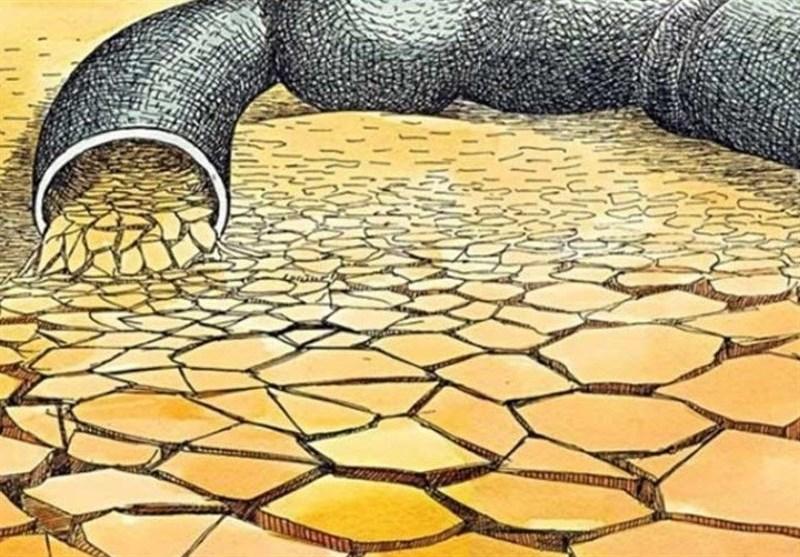 انتقال آب بهشتآباد با تونل بدون تأییدیه زیستمحیطی