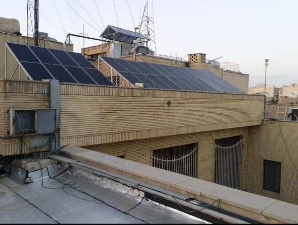 انرژی های تجدید پذیر در اصفهان