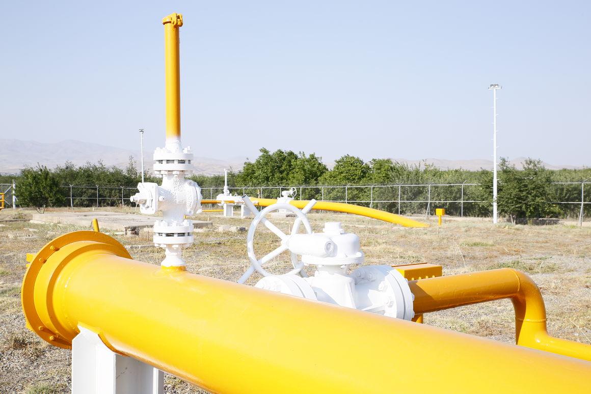 اولویت وزارت نفت، تولید گاز حتی در تحریم
