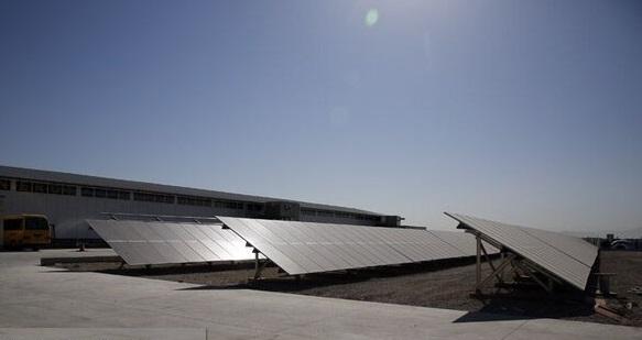 برق خورشیدی امکانی برای توسعه کشاورزی و حفظ محیط زیست