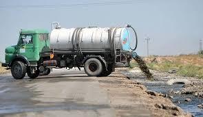 تهدید منابع آبی یزد با فاضلاب های صنعتی