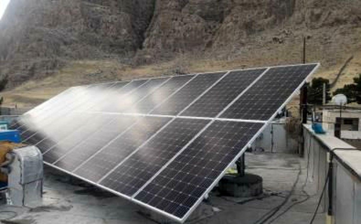 تولید انرژی پاک و تجدیدپذیر در بقاع متبرکه کرمانشاه
