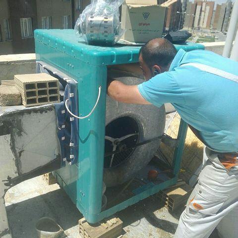 جدی گرفتن خطر برق گرفتگی در راهاندازی کولرهای آبی