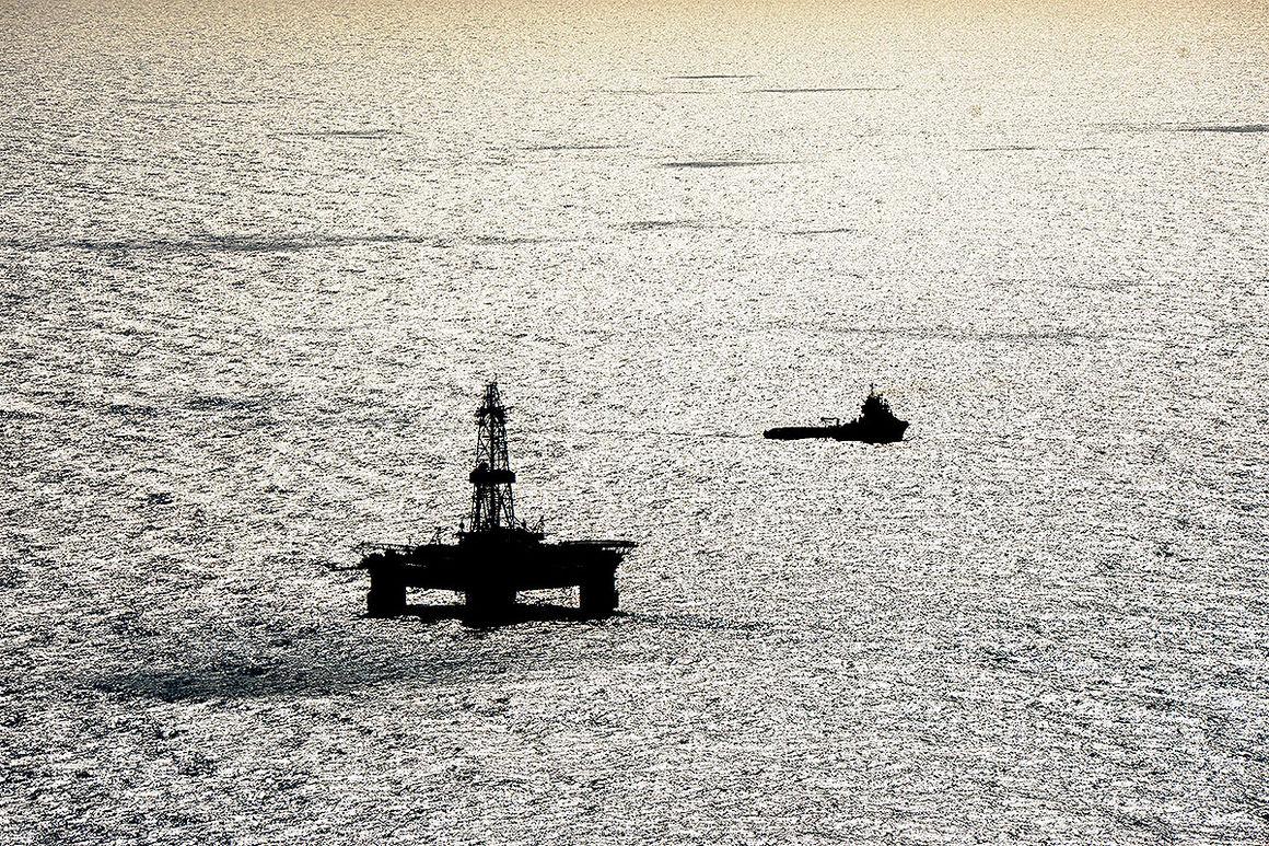دستاوردهای صنعت نفت در خزر