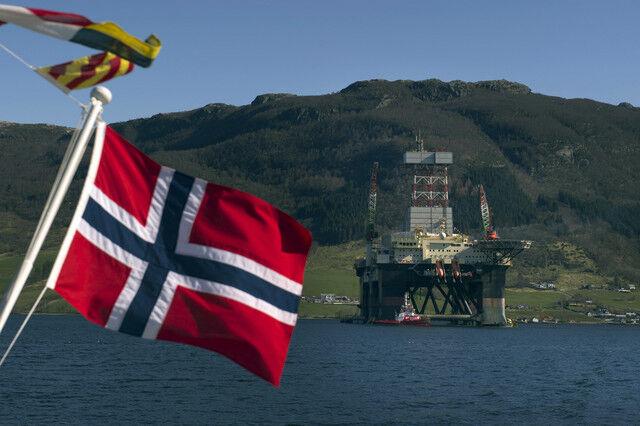 رقم کاهش داوطلبانه تولید نفت نروژ ثابت میماند