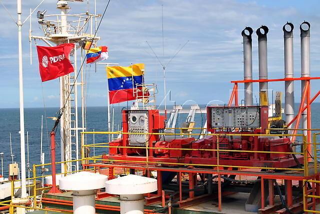 سراشیبی سقوط صادرات نفت ونزوئلا