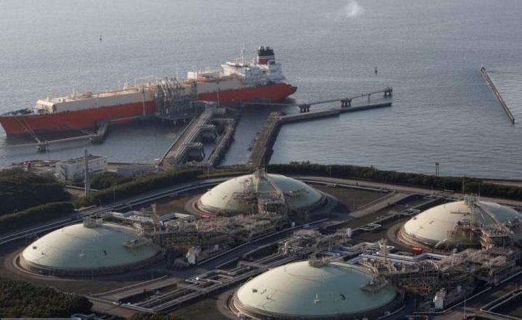 صادرات گاز آمریکا نصف شد