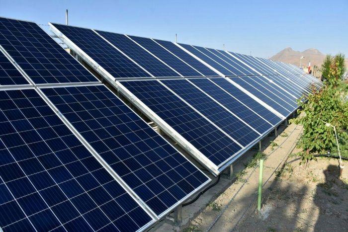 مشارکت ادارات و نهادهای عمومی آذربایجان غربی در تولید انرژی پاک