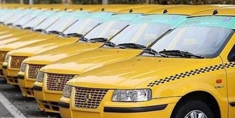 ممانعت سازمان محیط زیست از شمارهگذاری تاکسیها