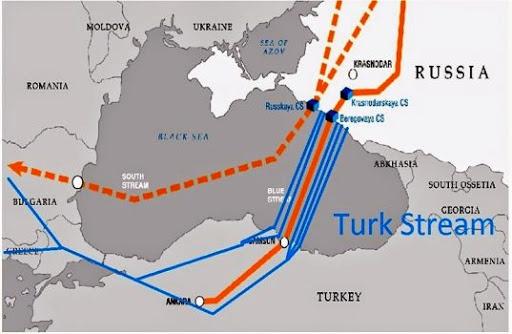 هدف ترکیه از ساخت خط لوله انتقال گاز به نخجوان چیست؟
