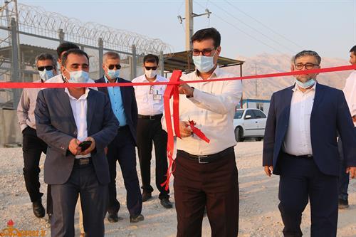 واحد دفع پسماند در منطقه ویژه پارس راه اندازی شد