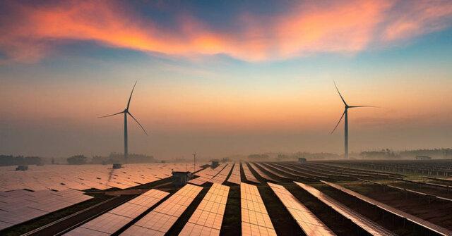 کاهش آسیب به کره زمین با توجه به انرژیهای تجدیدپذیر
