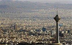 کیفیت مطلوب هوای تهران در امروز شنبه ۳۱ خرداد