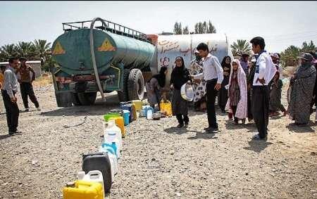 آبرسانی به ۷۱ روستای لرستان با تانکر